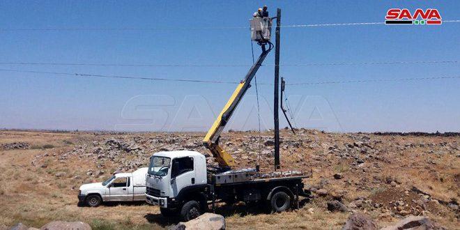 80 Belde ve Köy Yeniden Elektriğe Kavuştu