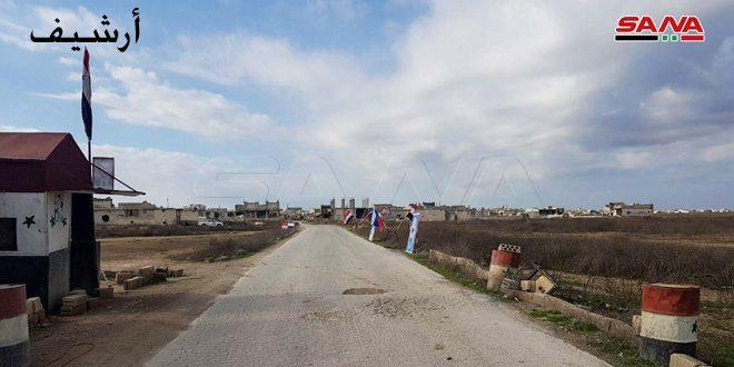 Teröristler, 8. Gün Sivillerinin İnsani Geçitlere Yönelmesinin Önünü Kesiyor
