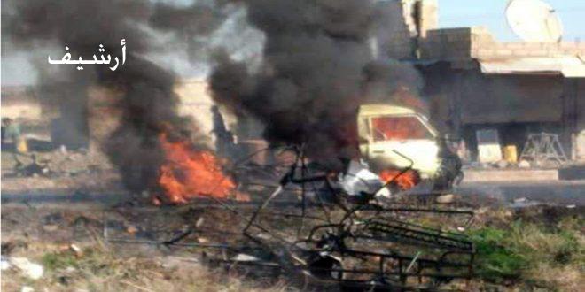 Rakka Kırsalı'nda 2 Türk Asker 5 Terörist Öldürüldü