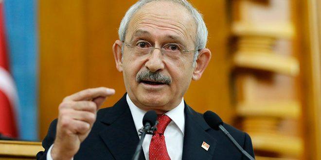 Kılıçdaroğlu: Erdoğan Suriye ve Libya'da Büyük Hatalar İşliyor
