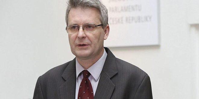 Çek Parlamenter Suriye'ye Dayatılan Zorlayıcı Ekonomik Önlemlerin Kaldırılması Çağrısında Bulundu