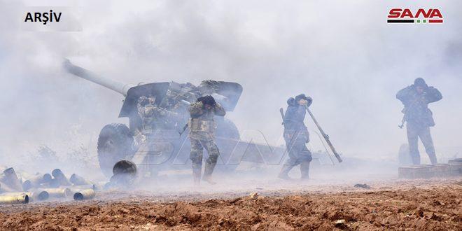 Ordu Birlikleri İdlib Kırsalındaki Terör Gruplarının Yeni Saldırı Girişimini Püskürttü