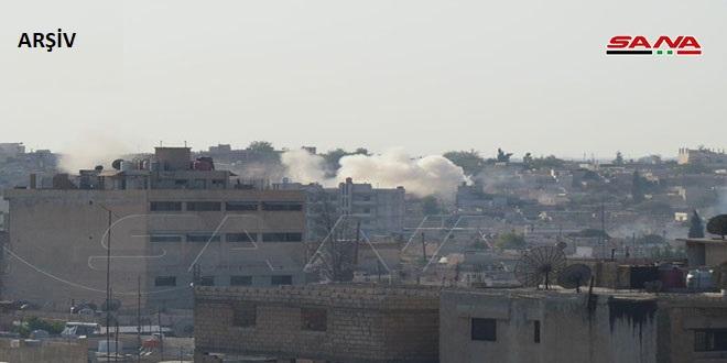 Tel Temr Elektrik İstasyonu Yeniden Türk Saldırganlığa Maruz Kaldı