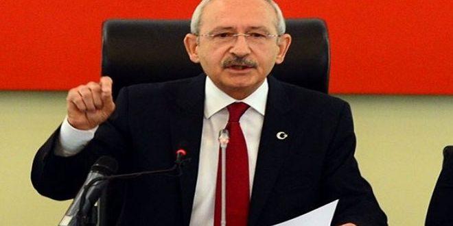 Kılıçdaroğlu: Erdoğan Demokrasi ve Basın Özgürlüğü Düşmanıdır