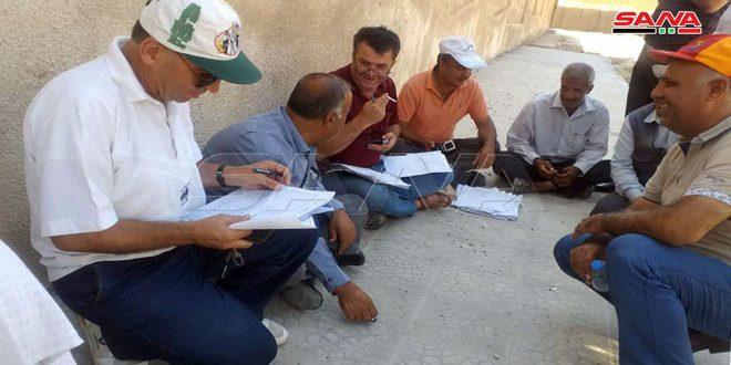DSG Haseke Elektrik ve Hububat İşçilerinin İşyerlerine Girişlerini Engelemeye Devam Ediyor