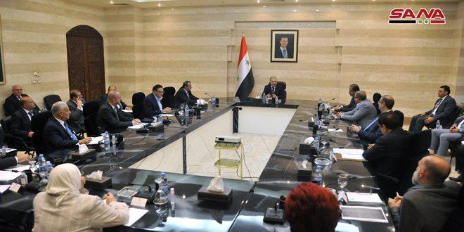 Başbakan Arnus'un Başkanlığındaki Toplantıda.. Etkilenen Turizm Tesislerini Desteklemek için Muafiyetler ve finansal olanaklar Sağlama Planı Masada
