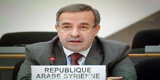 Büyükelçi Ala: Suriye'deki Durumlarla İlgili İnsan Haklarına Tabi Uluslararası Soruşturma Komitenin Raporu Gerçeklikten Ayrıdır