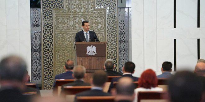 Esad: Yerli Veya İthal Edilmiş Terörist, Siyonist, Türk Veya Amerikan Askeri Arasında Fark Yoktur, Hepsi Topraklarımız Üzerindeki Düşmandır