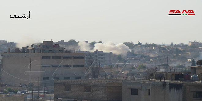 Kamışlı Kentinde Türk Saldırısı Sonucunda Bir Sivil Yaralandı