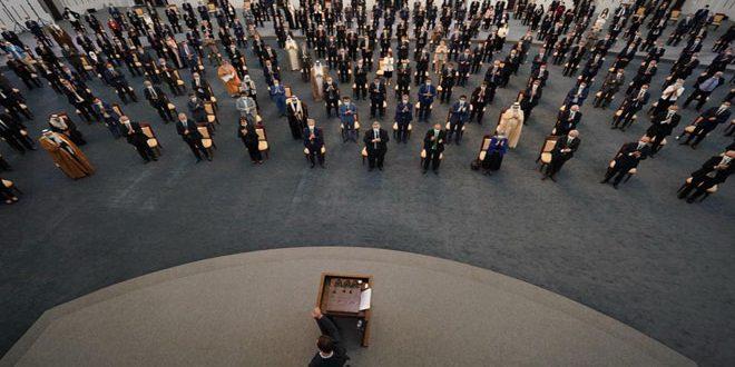 Cumhurbaşkanı Beşar el Esad Bu Akşam 18:30'ta Halk Meclisinin Önünde Konuşma Yapacak