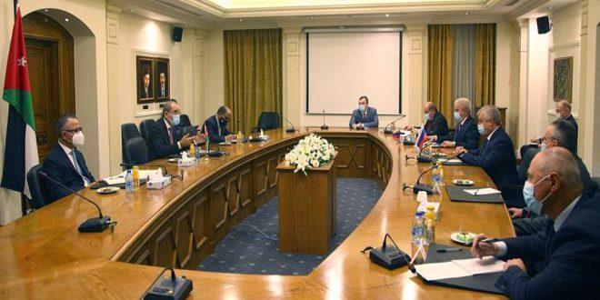 Safadi Ve Lavrentiev: Toprak Birliğini Garantileyecek Şekilde Suriye'deki Krizin Çözümü Siyasidir