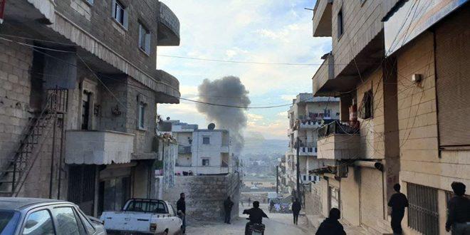 Afrin.. Türk İşgalinden Destekli Teröristler Araba Patlamasında Öldürüldü Diğerler Yaralandı