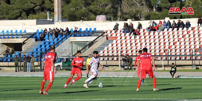 Talia Futbol Süper Ligi İlk Yarı Aşamasının Son Maçında Şurta'yı Yendi