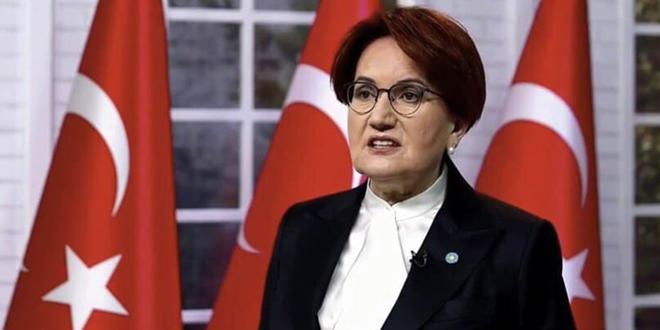 Akşener: Erdoğan'ın Politikaları İçeride Ve Dışarıda Tüm Kriterlerle Başarısızdır