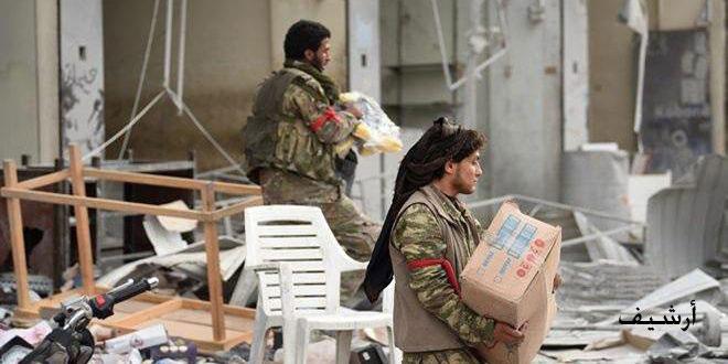 Türk İşgalinin Kiralıkları Rakka ve Halep Kırsallarından Birkaç Sivili Kaçırdı