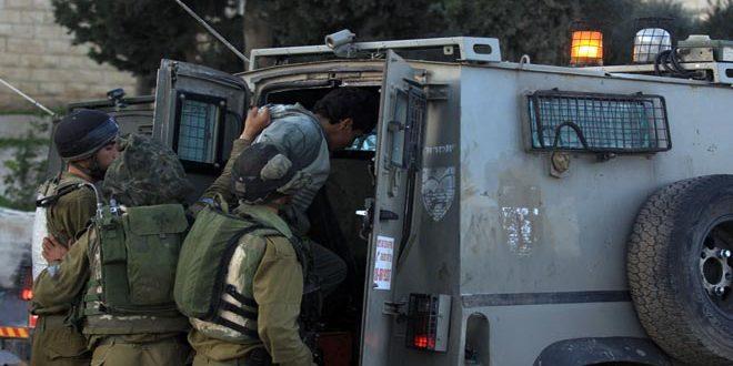 İsrail İşgal Güçleri, Nablus Kentinde 6 Filistinliyi Tutukladı