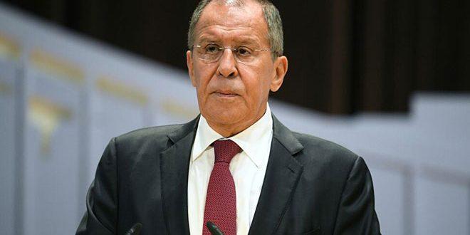 Lavrov: Batı, Suriye'de Kötüleşen İnsani Durumun Sorumluluğunu Kabul Etmeli