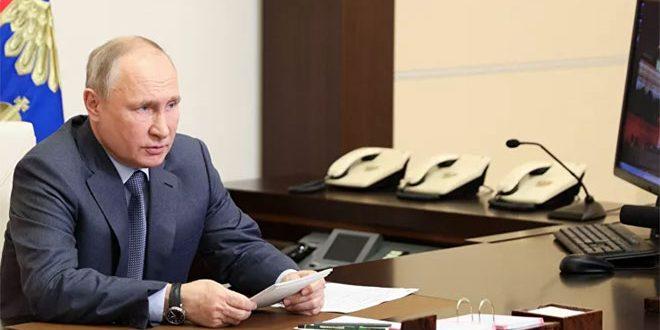 Putin: Biden ile Suriye ve Libya'daki Durumu ve Bir Dizi Küresel Meseleyi Görüşeceğim