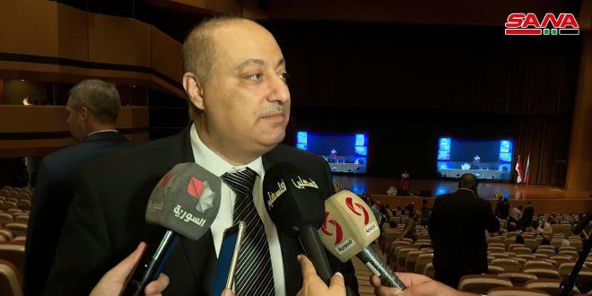 Enformasyon Bakanı: Yaptırımlar ve Abluka Yerlerinden Edilenlerin Geri Dönüşü Önündeki En Büyük Engel – Video