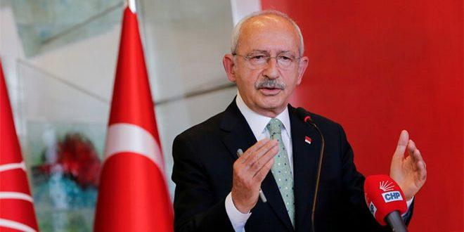Kılıçdaroğlu: Erdoğan Başarısızlığını Haklı Çıkarmak İçin Dış Komplolar İcat Ediyor
