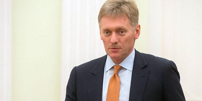 بيسكوف: الاتفاق حول إدلب اختراق يصب بمصلحة تسوية الأزمة في سورية