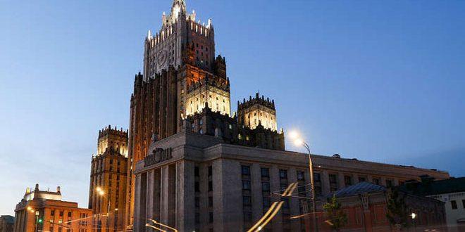 موسكو: واشنطن تنتهج سياسة المعايير المزدوجة وخاصة في سورية