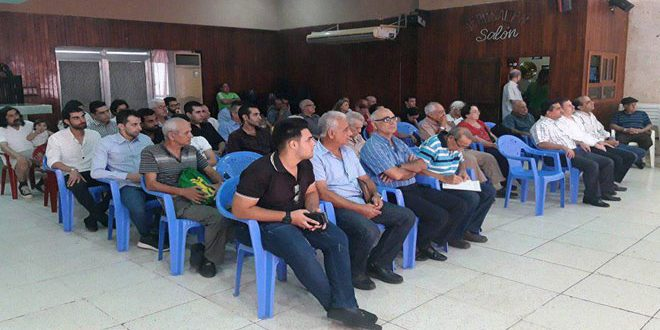 الاتحاد العربي في كوبا: الشعب السوري أظهر صمودا أسطوريا