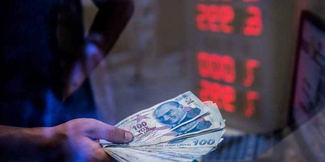 الليرة التركية تعاود انخفاضها وسط تراجع ثقة المستهلكين في الاقتصاد