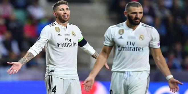 ريال مدريد يخسر للمرة الثالثة على التوالي في الدوري الإسباني
