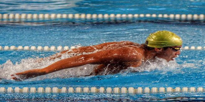 السباح السوري أيمن كلزية يتأهل إلى بطولة العالم في الصين