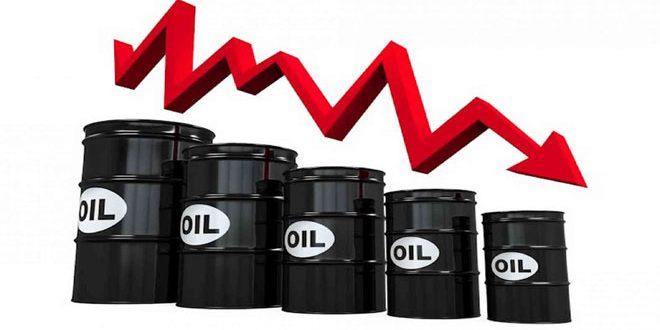 هبوط أسعار النفط بعد ارتفاع مخزونات الخام الأمريكية