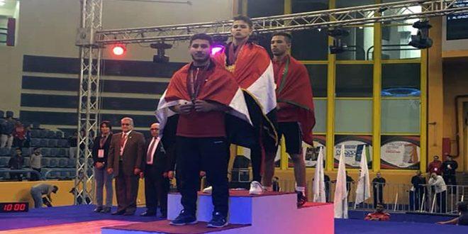 منتخب سورية لرفع الأثقال يحرز 36 ميدالية متنوعة في بطولتي العرب والتضامن الإسلامي