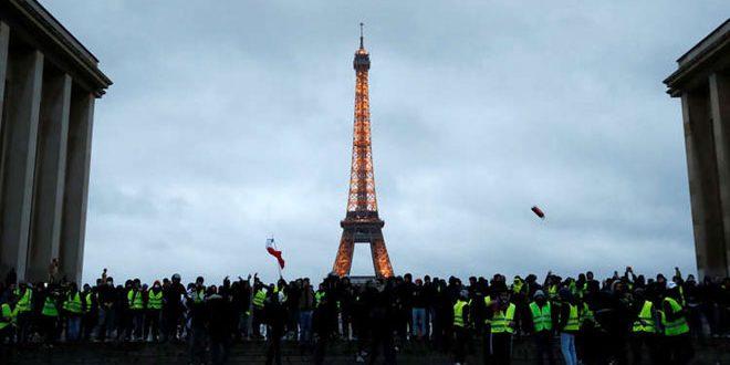 تأجيل خمس مباريات في الدوري الفرنسي بسبب احتجاجات السترات الصفراء