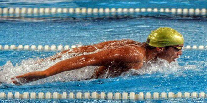 جمعة وكلزية يشاركان في التصفيات التمهيدية لبطولة العالم للسباحة