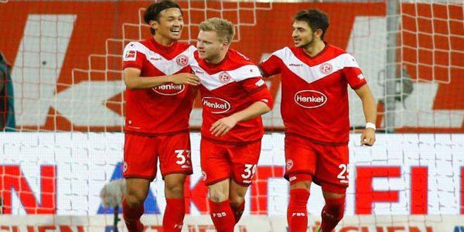 فورتونا يذيق دورتموند أول هزيمة في الدوري الألماني هذا الموسم