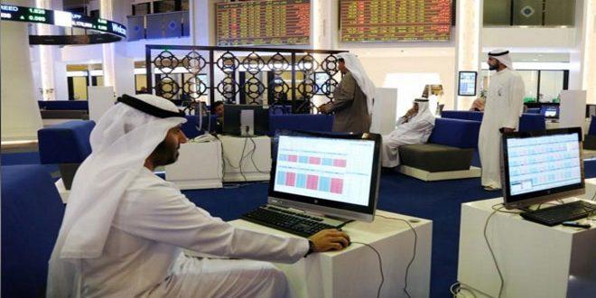 تراجع بورصات أنظمة مشيخات الخليج