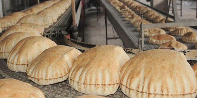 رفع مخصصات مخبز البوكمال من الدقيق جراء زيادة الأسر العائدة