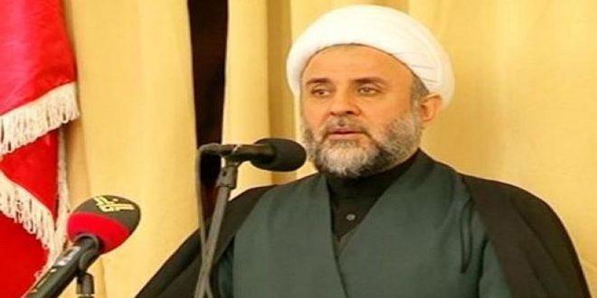 قاووق: لبنان مطالب بالإسراع بتوسيع التعاون مع سورية