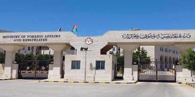 الأردن يعلن تعيين قائم بالأعمال بالإنابة في سفارته بدمشق