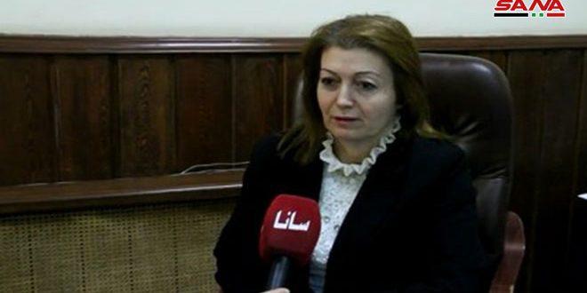 لأول مرة في سورية سيدة تترأس مجلس محافظة طرطوس