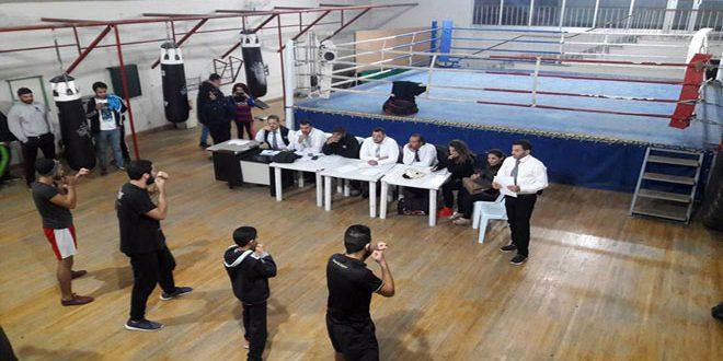 أول بطولة رسمية للمواي تاي في سورية نهاية الشهر القادم