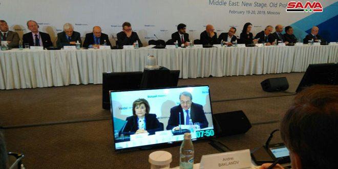 بوغدانوف: لا بد من تحرير إدلب وكل المناطق السورية من الإرهاب