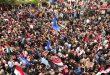 وقفات احتجاجية في المحافظات السورية تنديداً بإعلان ترامب: قسماً سنُعيد الجولان المحتل