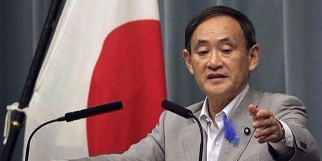 اليابان: موقفنا من الجولان السوري المحتل ثابت ولم يتغير