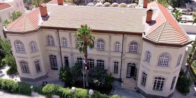 رخصة توظيف سياحية معدلة لفندق من الدرجة الممتازة بدمشق