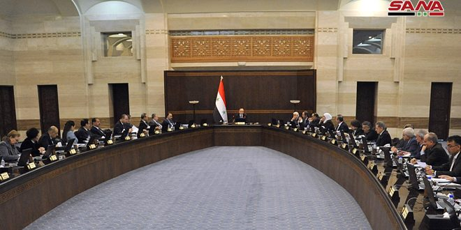 مجلس الوزراء: لن يتم ادخار أي جهد لتأمين متطلبات المواطنين من المشتقات النفطية