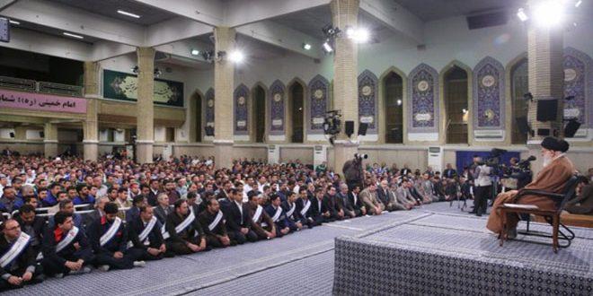 روحاني: لا يمكن تصفير صادراتنا النفطية