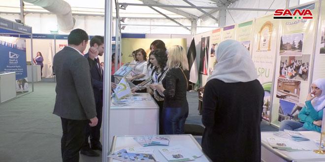 16 جامعة روسية في المعرض الدولي للتعليم العالي والتدريب.. المشاركون: المعرض ظاهرة علمية حضارية