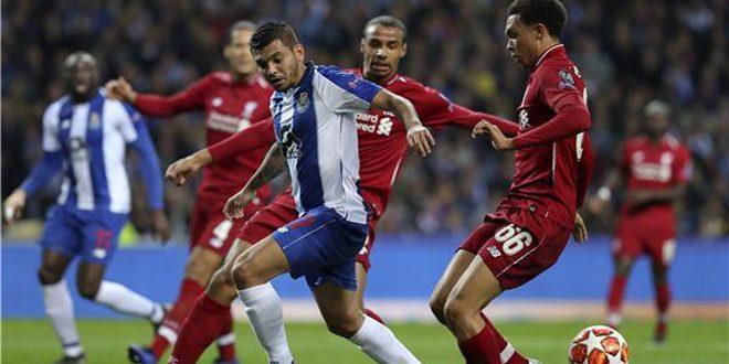 ليفربول يتأهل للمربع الذهبي بدوري أبطال أوروبا بكرة القدم