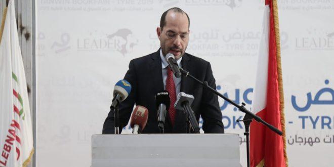 الوزير مراد: التنسيق مع سورية لتسهيل عبور الصادرات اللبنانية